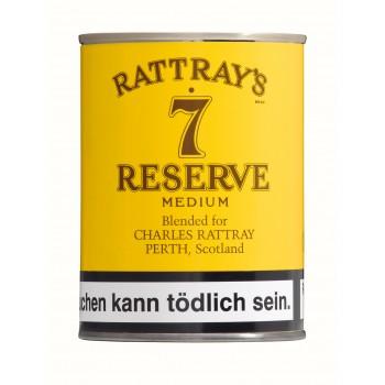 Pfeifentabak Rattray's 7 Reserve