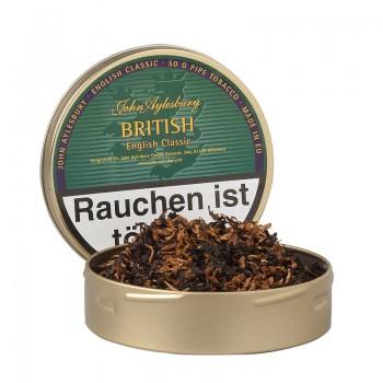 J.A. British Blend