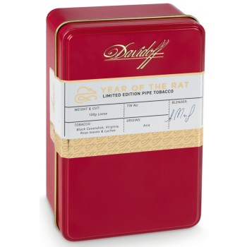 Pfeifentabak Davidoff Year of the Rat 2020 Limited Edition