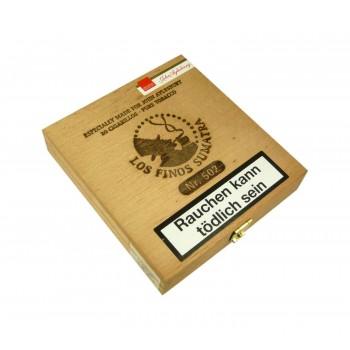 Zigarillos J. A. Los Finos N° 502 Sumatra