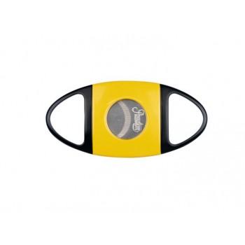 Zigarrencutter  Passatore schwarz-gelb