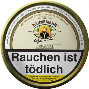 Pfeifentabak Dannemann Original