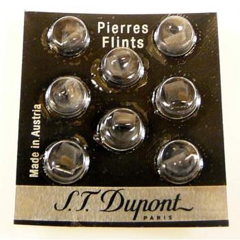Dupont Feuersteine (schwarz)