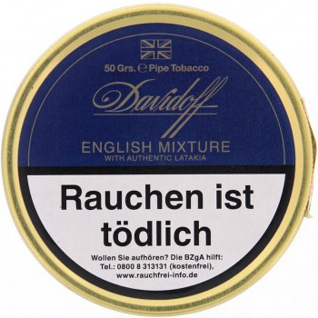 Pfeifentabak Davidoff English Mixture