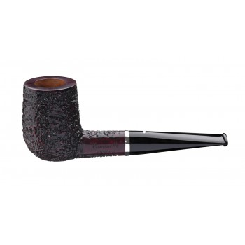 Pfeife Caminetto Vintage Rusticata Billiard