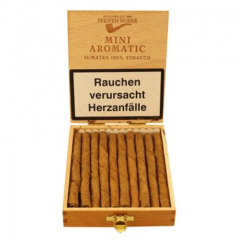 Zigarillos Huber Mini Aromatic