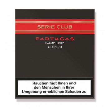 Zigarillos Partagas Serie Club