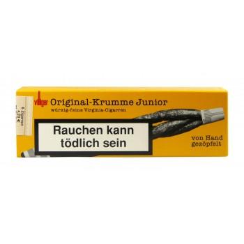 Zigarillos Villiger Original-Krumme Junior