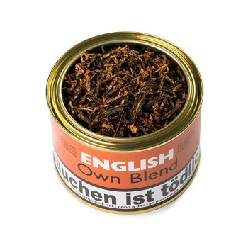 Pfeifentabak English Own Blend