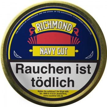 Pfeifentabak Richmond Navy Cut Flake