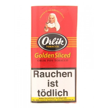 Pfeifentabak Orlik Golden Sliced