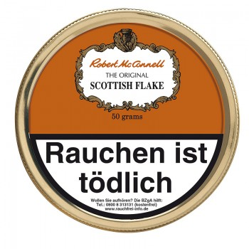 Pfeifentabak Robert McConnell Scottish Flake