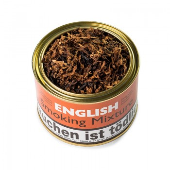 Pfeifentabak English Smoking Mixture