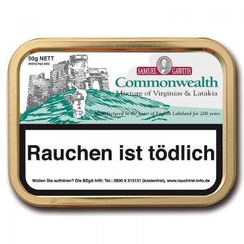 Samuel Gawith Commonwealth