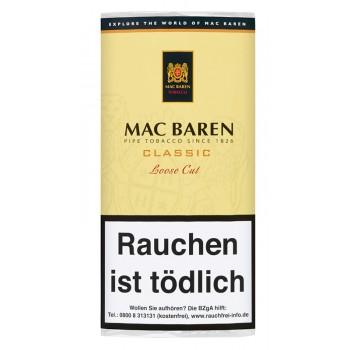 Pfeifentabak Mac Baren Classic Loose Cut