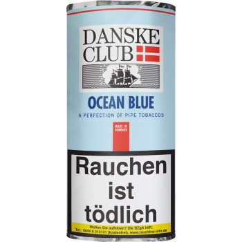 Pfeifentabak Danske Club Ocean Blue (Blue Sambuca)