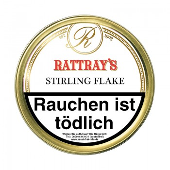 Pfeifentabak Rattray's Stirling Flake
