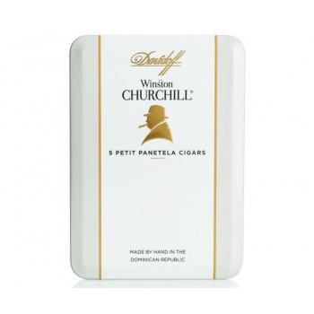 Zigarren Davidoff Winston Churchill Petit Panatela