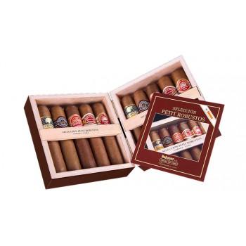 Zigarrensampler Seleccion Petit Robustos Cuba