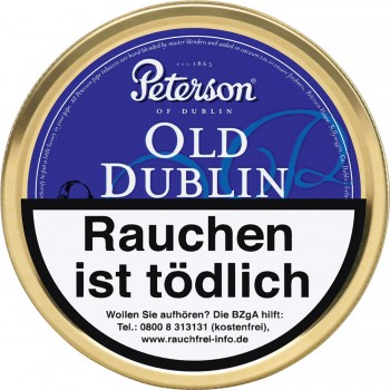 Pfeifentabak Peterson Old Dublin