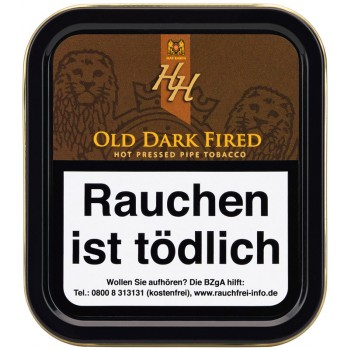 Pfeifentabak Mac Baren HH Old Dark Fired