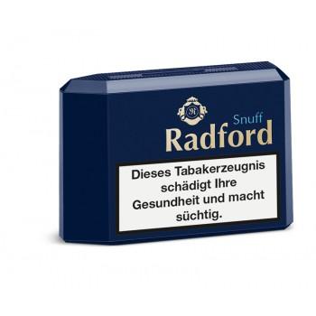 Schnupftabak Radford Premium Snuff