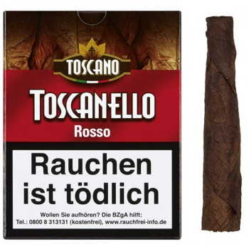 Zigarillos Toscano Toscanello Rosso
