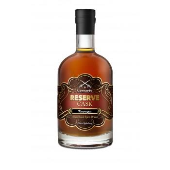 Rum Corsario Reserve Cask