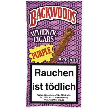Zigarren Backwoods Purple