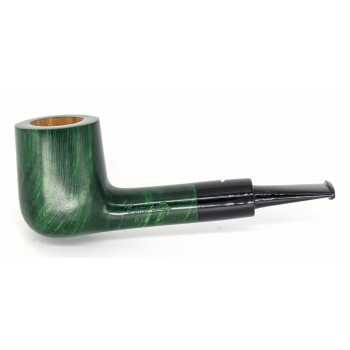 Pfeife Caminetto Vintage Verde Billiard