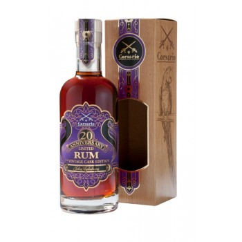 Rum Corsario 20th Anniversary Limited