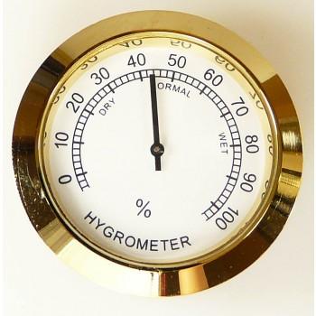 Hygrometer für Humidor