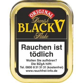 Pfeifentabak Danish Black V - Flake