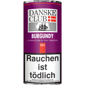 Pfeifentabak Danske Club Burgundy (Danske Club Burgundy Wild Berries)
