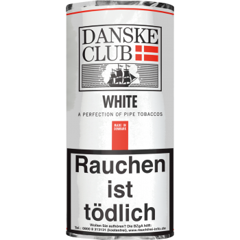 Pfeifentabak Danske Club White (White Luxury)