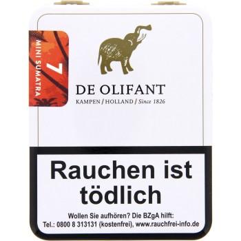 Zigarillos De Olifant Sumatra