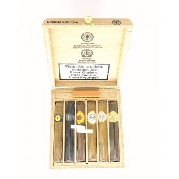 Zigarrensampler Robusto Selection