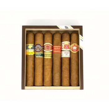 Zigarrensampler Seleccion Robusto Cuba