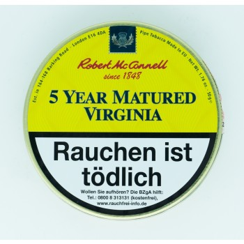 Pfeifentabak Robert McConnell 5 Year Matured Virginia (angelehnt an Dunhill 3 Year Matured Virginia)
