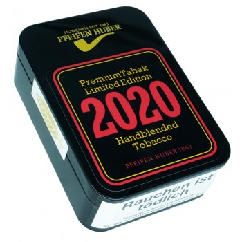 Pfeifentabak Huber Premium 2020 Limited Edition