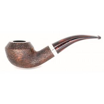 Pfeife Dunhill Cumberland 4108 F Silber