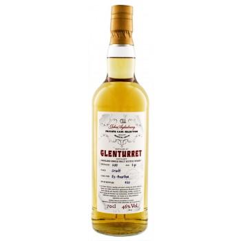 Whisky Private Cask Selection Glenturret 8YO 2010 Single Malt Scotch