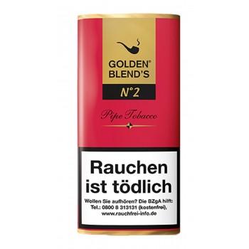 Pfeifentabak Golden Blend´s N° 2