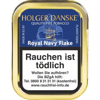 Pfeifentabak Holger Danske Royal Navy Flake