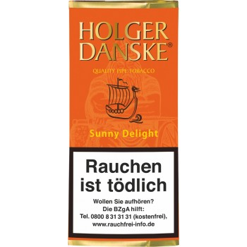 Pfeifentabak Holger Danske Sunny Delight