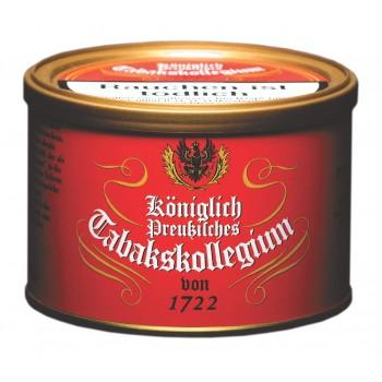 Pfeifentabak Königlich Preußisches Tabakskollegium 1722 rot