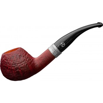 Pfeife Rattray`s Lobster Sandblast Red 36