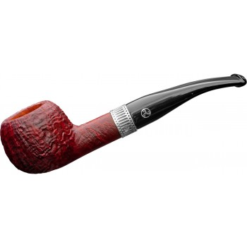 Pfeife Rattray`s Lobster Sandblast Red 46