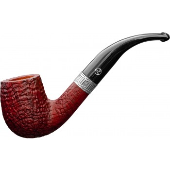 Pfeife Rattray`s Lobster Sandblast Red 63