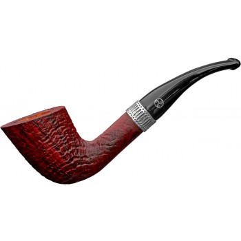 Pfeife Rattray`s Lobster Sandblast Red 67